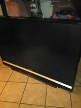 Slim flat screen type projection TV 56inch in Yucca Valley, California