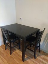 Kitchen/dinner room table set in Conroe, Texas