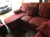 Free sectional in Aurora, Illinois