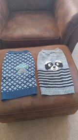 2 new medium dog sweaters in Hopkinsville, Kentucky