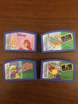 4 Leapfrog Leapster Games in Chicago, Illinois