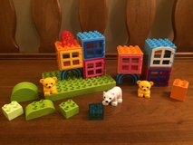 Lego Duplo 10533 Toddler Build and Play Cubes in Chicago, Illinois