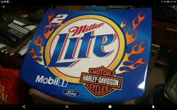 Collectible Nascar Miller Lite #2 Hood in Fairfield, California