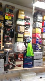fishing gear for sale or trade in Camp Lejeune, North Carolina
