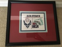 Air Force Picture in Las Vegas, Nevada