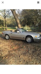 1998 Mercedes SL500 Convertible in Byron, Georgia