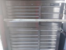 Craftsman Stainless Tool Chest in Perry, Georgia