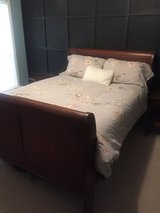 Queen Size Sleigh Bed in Byron, Georgia