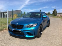 2017 BMW M2 in Spangdahlem, Germany