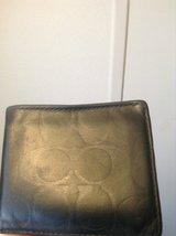 Coach wallet in Leesville, Louisiana
