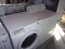 GE Front Load Washer With Whirlpool Dryer in Fort Riley, Kansas