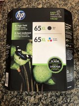 HP toner ink 65 XL in Lockport, Illinois