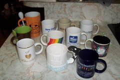 assorted coffee cups in Conroe, Texas
