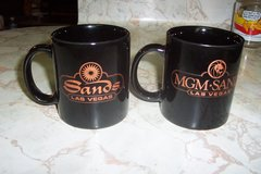 MGM Sands collector's coffee cups in Conroe, Texas
