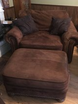 Chair with ottoman in Cleveland, Texas