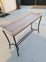 Serving/Sofa Table in Yucca Valley, California