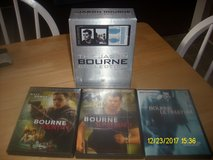 Bourne Trilogy in 29 Palms, California