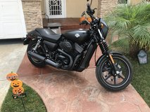 2016 Harley-Davidson Street 750 in Camp Pendleton, California