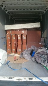 ALL WEATHER MOVERS AND TRANSPORT,  FMO PICK UP AND DELIVERY, LIVING/BEDROOM SET DELIVERY in Ramstein, Germany