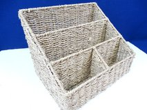 Basket Desk Caddy in League City, Texas