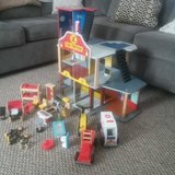 Deluxe Kids Fire fighter fire house. in Baytown, Texas