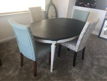 Mix & Match Pier One Chairs/ Table in Tinley Park, Illinois