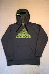 Adidas Sweat Shirt Hoodie EXCELLENT Condition in Lockport, Illinois