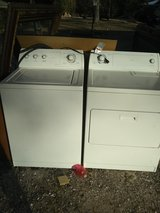 washer and dryer in The Woodlands, Texas