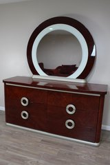 Dresser and Mirror in Kingwood, Texas
