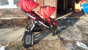 Baby Jogger City Select Double Stroller in Joliet, Illinois