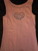 Girls size 5 tank in Bolingbrook, Illinois