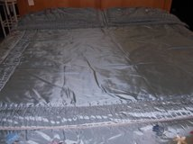 KING SIZE BEDSPREAD  SET in Cherry Point, North Carolina