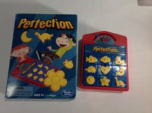 Perfection Game Board in Fort Campbell, Kentucky