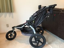 BOB Revolution SE single jogging stroller in Okinawa, Japan