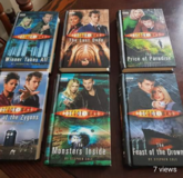 6x hardback doctor who books in Lakenheath, UK