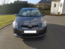 2008 Toyota Auris2.0 D4D TURBO DIESEL *LOW KM*New INSP. in Spangdahlem, Germany