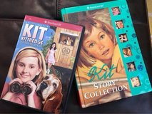 American Girl Kit movie and Story Book Collection in Oswego, Illinois