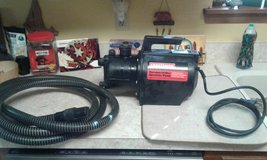 Craftsman Portable Utility/Sprinkler Pump in Alamogordo, New Mexico