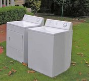Washer and Dryer GE Set Large tub-Super Reliable And Guaranteed in Perry, Georgia