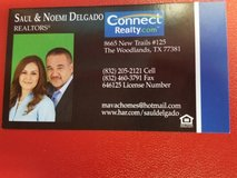 Licensed Bilingual Real Estate Agent in Kingwood, Texas