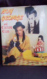 Boy George and the Culture Club in Fort Benning, Georgia