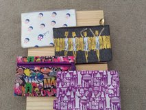 4 Ipsy cosmetic bags in Clarksville, Tennessee