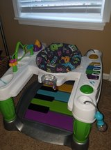 Fisher Price Step n Play Piano Activity center in Glendale Heights, Illinois
