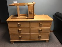 Vintage Dresser and Nightstand Drexel in Oswego, Illinois