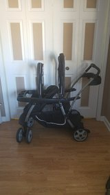 Traco ready2grow click connect stand and ride stroller in Camp Lejeune, North Carolina