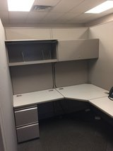 Cubicles in Glendale Heights, Illinois