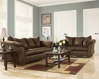 SOFA, LOVESEAT, AND COFFEE & END TABLES in Camp Lejeune, North Carolina