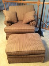 Chair and ottoman in Glendale Heights, Illinois