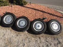 Original BMW Rims 7Jx15 (7 EA) in Fort Bliss, Texas