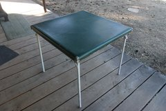 Vintage Samsonite Card Table in Alamogordo, New Mexico